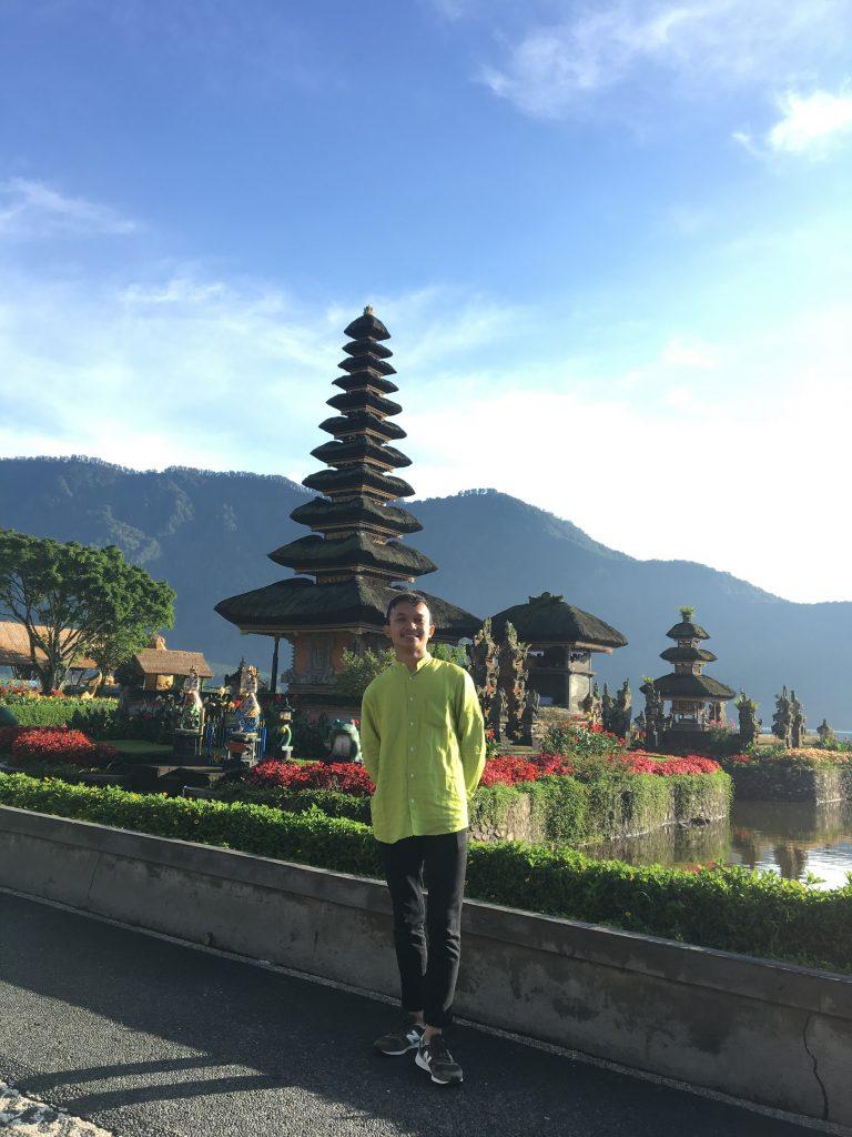Pura Uludanu Bali